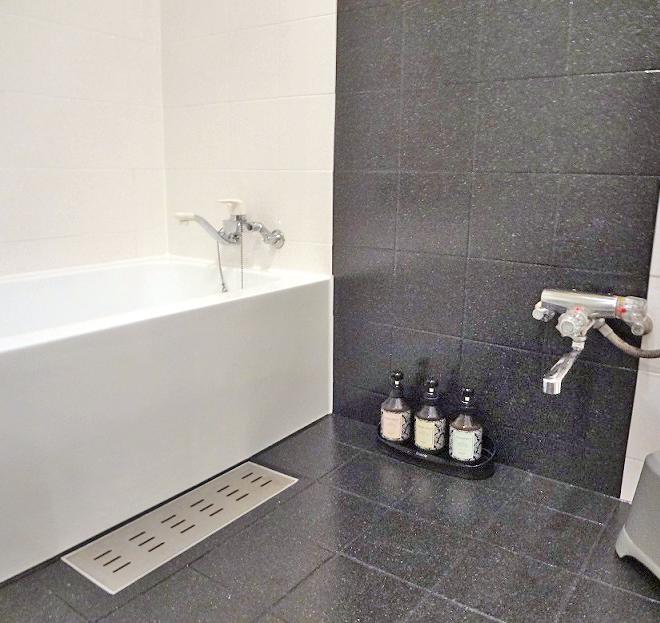 ビジネスホテルではめずらしい全室バス・トイレ別!画像
