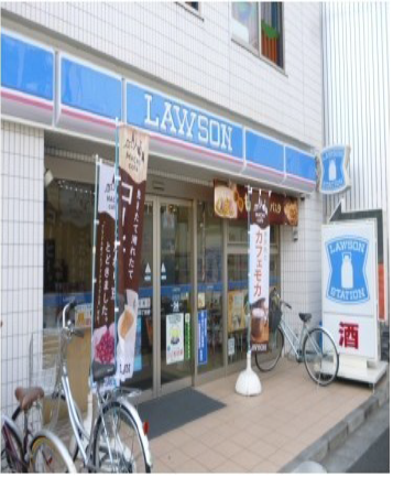 ホテル近隣にはコンビニ・飲食店もあり便利 ♪画像